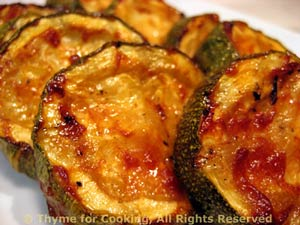 Barbecued Courgette (Z...